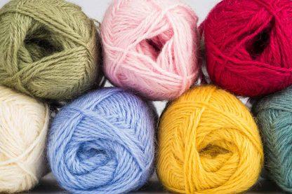 Wensleydale Longwool 4 Ply Yarn