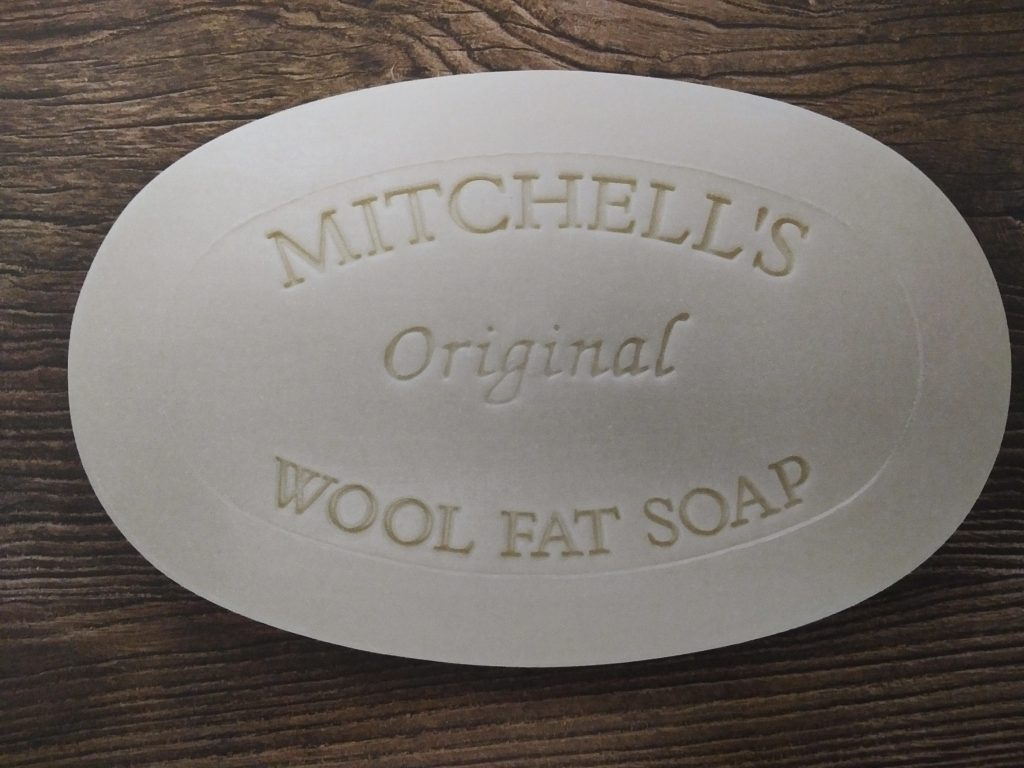 Mitchells Original Wool Fat Soap