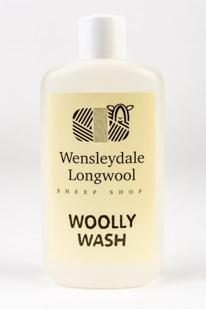 Wensleydale Longwool Sheep Shop Woolly Wash