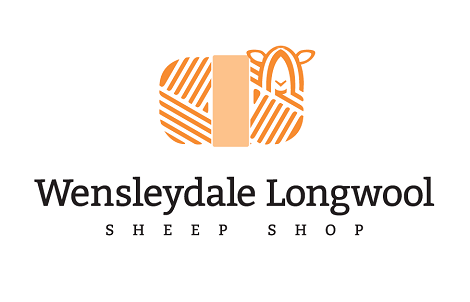 wensleydale longwool sheep shop logo