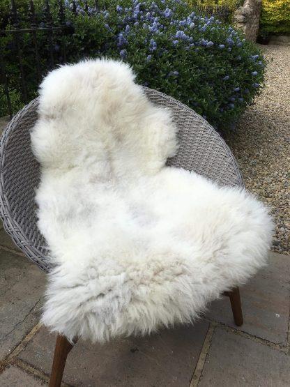Large Sheepskin Rug - Rare Breed Natural