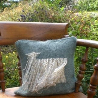 Wensleydale Sheep Cushion