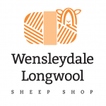 Wensleydale Longwool Sheep Shop logo