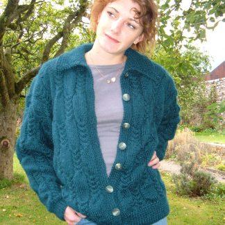Wensleydale Foxy Jacket - Sofie