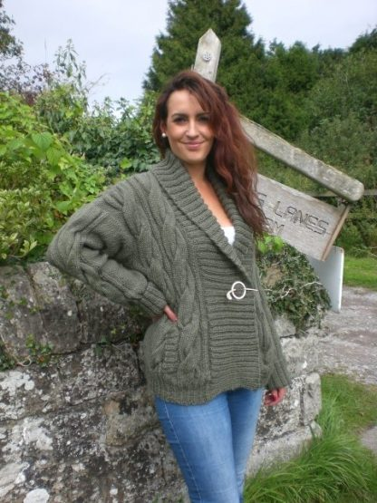 Wensleydale Mill Wheel jacket