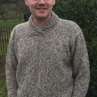 Wensleydale Leyburn Shawl sweater