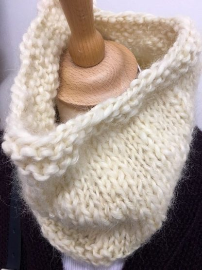 Sheep Shop Ossett Cowl in Mohair