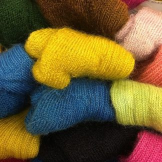 Sheep Shop mohair socks multiple image