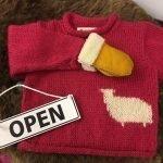 Wensleydale Longwool Sheep Shop Open image