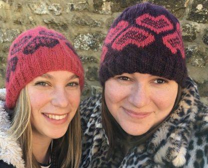 The Wensleydale Longwool Friendship Hat