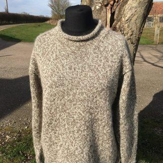 Hunton jumper - Natural Marl
