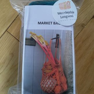 Market Bag crochet kit