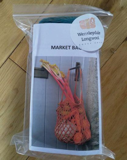Market Bag crochet kit