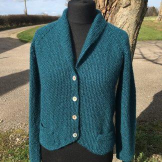 Wensleydale Beryl jacket - Teal