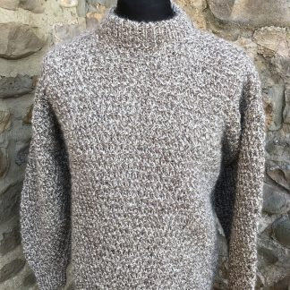 Mollys Brother sweater - Natural Marl front