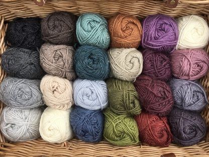 Roving - Merino wool & Mohair - assorted colours