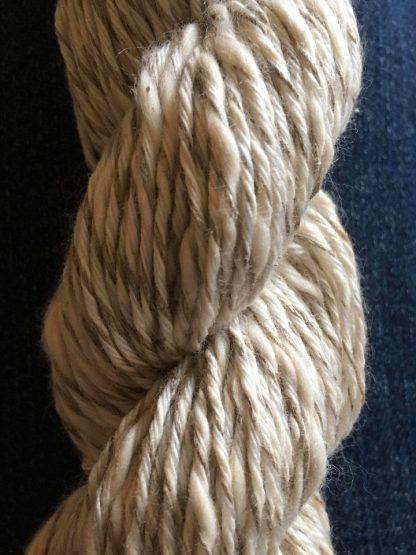Cotton DK yarn detail