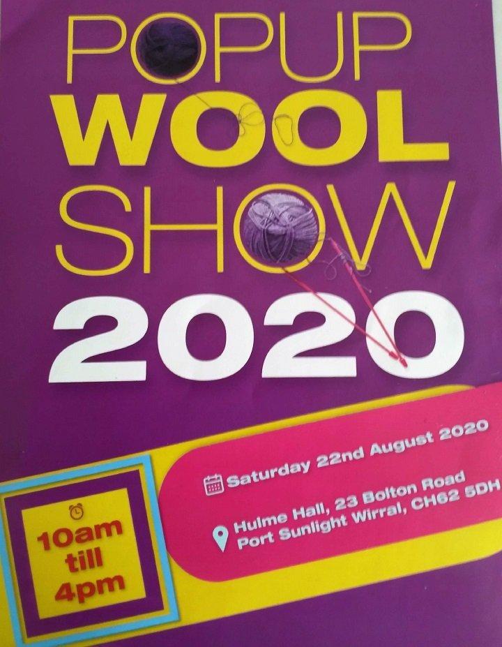 PopUp Wool Show 2020