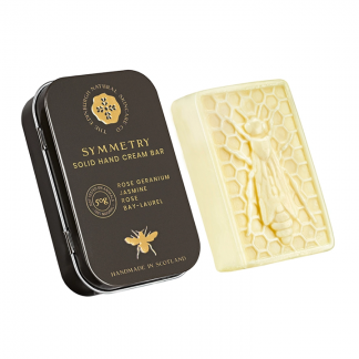 Edinburgh Natural Skincare Symmetry hand cream bar