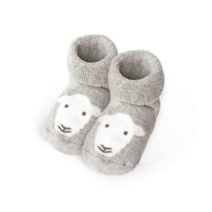 Herdy Baby Socks - shaped