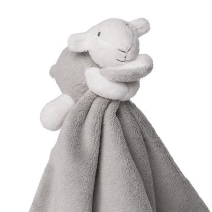 Herdy baby comforter detail