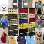 Wensleydale Longwool Sheep Shop and some sample products and models