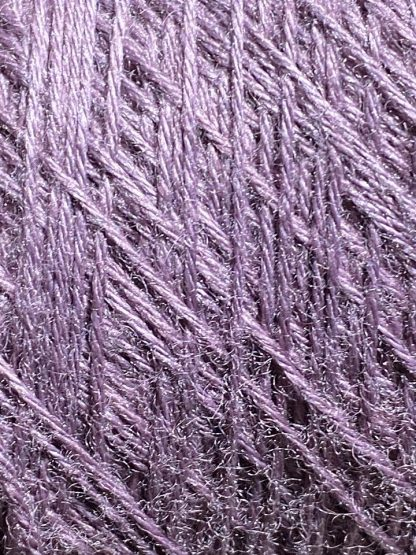 4 Ply Blue Faced Leicester and Silk yarn detail