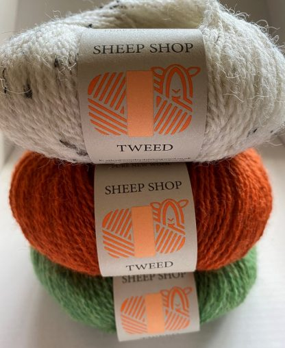 Sheep Shop Tweed selection 4
