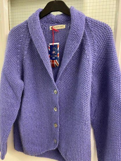 Beryl jacket in Wensleydale mid-blue