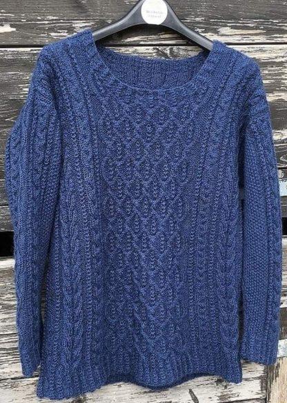 Wensleydale Aldwark Sweater in Semerwater