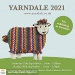 Wensleydalelongwool - Yarndale 2021