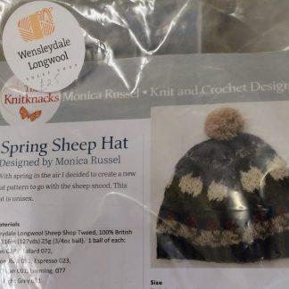 Spring Sheep Hat